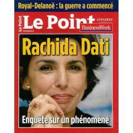 Rachida Le point 2007