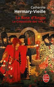 Rose d'anjou