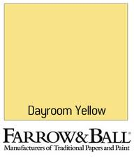 Jaune farrow ball