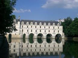 France by pineup chenonceau