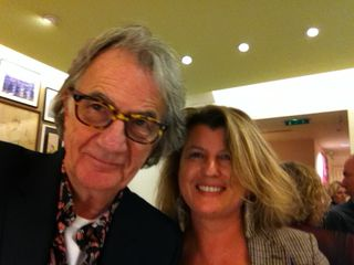 Avec paul smith 1