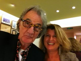 Avec paul smith 2