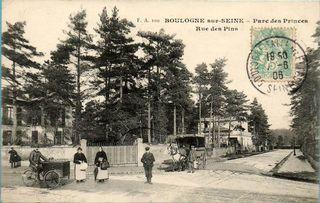 Rue des Pins