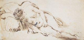 Rembrandt nu féminin