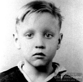 Elvis enfant